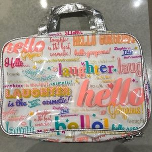 Benefit Travel Toiletry Bag Brand New